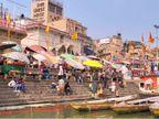 वाराणसी बना गंगा किनारे वाला बेस्ट शहर; 6 साल पहले यहां घाटों पर पीएम मोदी ने खुद अपने हाथों से फावड़ा चलाया था|उत्तरप्रदेश,Uttar Pradesh - Dainik Bhaskar