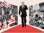 रूस और बेलारूस की जनता तानाशाह शासकों से ऊब रही, विपक्षी नेता को जहर देने के मामले में पुतिन पर सवाल|विदेश,International - Dainik Bhaskar