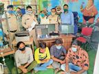 सीसीटीएनएस में एफआईआर एंट्री करने की दी ट्रेनिंग, फर्जी नियुक्ति पत्र थमाया कवर्धा,Kawardha - Dainik Bhaskar