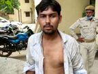 मिर्जापुर में युवक को उसकी प्रेमिका के घर वालों ने 4 दिन बंधक बनाकर पीटा, सिगरेट से शरीर में दिए न भुलाने वाले जख्म|उत्तरप्रदेश,Uttar Pradesh - Dainik Bhaskar