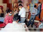 घर में पोर्टेबल अल्ट्रासाउंड मशीन से 50 हजार में करते थे भ्रूण लिंग जांच, दो गिरफ्तार, 2 फरार|हरियाणा,Haryana - Dainik Bhaskar