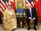 ट्रम्प ने घोषणा की- इजराइल और बहरीन शांति समझौते के लिए सहमत, 30 दिन में खाड़ी देश के साथ यह दूसरी डील|विदेश,International - Dainik Bhaskar
