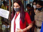 एक्ट्रेस रागिनी द्विवेदी को 14 दिन की ज्यूडिशियल कस्टडी में भेजा गया, संजना गलरानी से भी अगले 2 दिन पुलिस करेगी पूछताछ|बॉलीवुड,Bollywood - Dainik Bhaskar