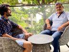 'इंदु की जवानी' एक्टर आदित्य सील के पिता रवि सील का कोविड 19 से निधन, पॉजिटिव पाए जाने पर अस्पताल में करवा रहे थे इलाज|बॉलीवुड,Bollywood - Dainik Bhaskar