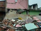 हरदोई जेल में बंद माफिया खान मुबारक के 20 दुकानों वाले कांप्लेक्स को बुल्डोजर से ढहाया गया, 50 लाख की संपत्ति कुर्क उत्तरप्रदेश,Uttar Pradesh - Dainik Bhaskar