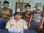 स्पेशल ट्रेन से चोरी करने पटना आते हैं यूपी और एमपी के शातिर, प्रयागराज जाकर बेचते थे सोने की ज्वेलरी|बिहार,Bihar - Dainik Bhaskar