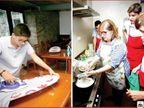महीनों बाद स्कूल पहुंचे बच्चों की निगेटिविटी दूर करने के लिए खाना बनाना, झाड़ू लगाना सिखा रहा स्पेन का बॉयज स्कूल, लैंगिक समानता बढ़ाना भी है मकसद|करिअर,Career - Dainik Bhaskar