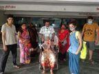 इंदौर में एक ही दिन में 22 प्रतिशत की दर सेरिकॉर्ड 478 संक्रमित मिले, हर 100 में से 22 मरीज पॉजिटिव मिले|इंदौर,Indore - Dainik Bhaskar