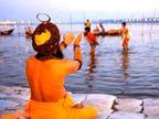 अधिक मास की पूर्णिमा 1 अक्टूबर को, इस दिन घर पर ही पानी में गंगाजल मिलाकर नहाने से मिलेगा तीर्थ स्नान का पुण्य|धर्म,Dharm - Dainik Bhaskar