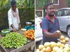 इन सेलेब्स के लिए कहर बनकर आया कोरोना, बेरोजगारी के चलते किसी को बेचनी पड़ी सब्जी तो किसी ने सोशल मीडिया पर मांगी आर्थिक मदद|बॉलीवुड,Bollywood - Dainik Bhaskar