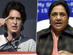 प्रियंका गांधी ने कहा- योगी के शासन में सिर्फ अन्याय का बोलबाला; मायावती बोलीं- सुप्रीम कोर्ट मामले को संज्ञान में ले|उत्तरप्रदेश,Uttar Pradesh - Dainik Bhaskar