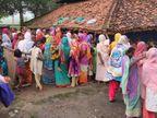 पति ने पहले पत्नी और एक साल की बेटी की हत्या की, फिर कुएं में फेंककर फरार हो गया|झारखंड,Jharkhand - Dainik Bhaskar