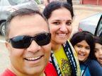 हैदराबाद के रम्या और गंगाधर ने 90 दिनों में 15 राज्यों की सैर की, 13,000 किमी यात्रा करने वाला ये कपल अपनी बेटियों के लिए 'रोड़ स्कूलिंग' को मानता है बेस्ट|लाइफस्टाइल,Lifestyle - Dainik Bhaskar