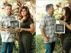 टेक्सास का एक कपल बच्चों की शादी के बाद फोटोशूट कराकर हुआ फेमस, सोशल मीडिया पर वायरल हुई स्लेट पर लिखी दिल की बात लाइफस्टाइल,Lifestyle - Dainik Bhaskar