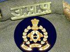ठेकेदार ने जिला पंचायत परिसर में जेई को धमकाया और परिसर में फायरिंग की, पुलिस ने हिरासत में लिया|उत्तरप्रदेश,Uttar Pradesh - Dainik Bhaskar