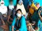 जबलपुर से अचानक हाथरस कैसे पहुंच गई फोरेंसिक विशेषज्ञ, पीड़िता की नकली भाभी बन लोगों को भड़काने का आरोप|जबलपुर,Jabalpur - Dainik Bhaskar