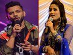 एक्ट्रेस बनने से पहले सिंगिंग कॉम्पीटीशन का हिस्सा रही हैं 'तूफानी सीनियर' हिना खान, फ्रेशर कंटेस्टेंट राहुल वैद्य थे उनके पहले शो के जज|टीवी,TV - Dainik Bhaskar
