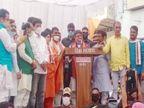 विजयवर्गीय ने कमलनाथ और दिग्विजय को बताया चुन्नू-मुन्नू, कांग्रेस का पलटवार- नुन्नू यानी कैलाश ने बेटे मुन्नू के लिए पूरी पार्टी को दांव पर लगा दिया इंदौर,Indore - Dainik Bhaskar