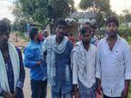 घर में कैद कर पत्नी को तीन दिन तकपीटता रहा शिक्षक, प्राइवेट पार्ट से खून बहने लगा था; अस्पताल में मौत|छत्तीसगढ़,Chhattisgarh - Dainik Bhaskar
