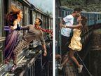 बीट्स ऑफ राधे श्याम: पुर्तगाली ट्रैवल ब्लॉगर्स रकील-मिगुएल की विवादित फोटो से इंस्पायर है प्रभास-पूजा का ट्रेन वाला सीन|बॉलीवुड,Bollywood - Dainik Bhaskar