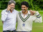 रणवीर सिंह ने की '83' के मेन मैन की सेहत की दुआ, कपिल देव ने ट्वीट कर बताया- रिकवरी की राह पर हूं|बॉलीवुड,Bollywood - Dainik Bhaskar