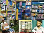 वैन लाइब्रेरी के जरिए जरूरतमंद बच्चों तक पहुंचाते हैं किताब, महिलाओं- दिव्यांग स्टूडेंट्स की मदद करने पर पीएम मोदी ने की संदीप की तारीफ|करिअर,Career - Dainik Bhaskar