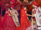 शादी में पति रोहन प्रीत के लिए नेहा कक्कड़ ने डेडिकेट किया रोमांटिक गाना, उर्वशी रौतेला, अवनीत कौर का डांस भी हुआ वायरल|बॉलीवुड,Bollywood - Dainik Bhaskar