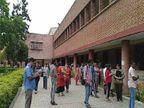70 हजार सीट में से अब तक 52,183 सीट्स पर पूरे हुए एडमिशन, सीट फुल होने पर कई कॉलेज में बंद की एडमिशन प्रोसेस|करिअर,Career - Dainik Bhaskar