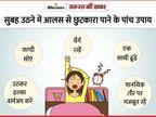बॉडी क्लॉक बिगड़ने से हम सुबह जल्दी नहीं उठ पाते, इन 5 तरीकों से रूटीन सुधार सकते हैं|ज़रुरत की खबर,Zaroorat ki Khabar - Dainik Bhaskar