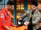 25वीं बार शो में पहुंचे अक्षय कुमार को कपिल ने दी नोट गिनने वाली मशीन, एक्टर ने भी लिए कॉमेडियन के मजे|बॉलीवुड,Bollywood - Dainik Bhaskar