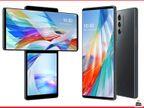 एलजी ने भारत में रोटेड स्क्रीन वाले विंग के साथ वेलवेट स्मार्टफोन भी किया लॉन्च, शुरुआती कीमत 36990 रुपए|टेक & ऑटो,Tech & Auto - Dainik Bhaskar