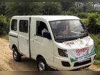 नक्सली इलाकों में एम्बुलेंस नहीं पहुंचती, इसलिए वहां रहनेवालों की गाड़ियों को ही एम्बुलेंस बना दिया|ओरिजिनल,DB Original - Dainik Bhaskar