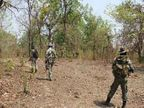 सुकमा में सुरक्षाबलों और नक्सलियों के बीच मुठभेड़; एक महिला नक्सली मारी गई, कई घायल|सुकमा,Sukma - Dainik Bhaskar