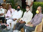 गुर्जर आरक्षण को डेमेज करने में जुटी सरकार, तीन मांगों को पूरी करने के लिए जताई सहमति|राजस्थान,Rajasthan - Dainik Bhaskar