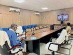 ब्रिक्स देशों के अंर्तराष्ट्रीय सम्मेलन में केंद्रीय राज्य मंत्री ने किया भारत की तरफ से प्रतिनिधित्व|दमोह,Damoh - Dainik Bhaskar
