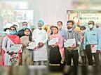 जिले में डॉक्टर बी.आर. अंबेडकर पोस्ट मैट्रिक स्कॉलरशिप की शुरुआत|मोहाली,Mohali - Dainik Bhaskar
