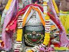 महाकाल मंदिर में आरतियों का समय बदला, कार्तिक मास में दद्योदक और भोग आरती देरी से, संध्या आरती जल्दी होगी|उज्जैन,Ujjain - Dainik Bhaskar
