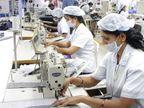 औद्योगिक क्षेत्र की कारोबारी गतिविधियों में लगातार तीसरे महीने बढ़ोतरी, अक्टूबर 2007 के बाद उत्पादन में सबसे तेज उछाल|बिजनेस,Business - Dainik Bhaskar