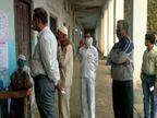 यूपी में सात विधानसभा सीटों पर हो रही वोटिंग, तस्वीरों में देखिए उपचुनाव का हाल|उत्तरप्रदेश,Uttar Pradesh - Dainik Bhaskar