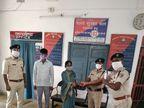 हावड़ा-रांची स्पेशल ट्रेन में फोन भूल गई थी महिला, आरपीएफ ने लौटाया|रांची,Ranchi - Dainik Bhaskar