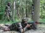 माछिल में घुसपैठ रोकने के दौरान सेना के कैप्टन समेत 3 जवान शहीद, 3 आतंकी भी ढेर|देश,National - Dainik Bhaskar