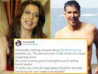 न्यूड मिलिंद की तुलना पूजा बेदी ने नागा बाबाओं से की, बोलीं- अगर न्यूडिटी क्राइम तो उन्हें गिरफ्तार होना चाहिए|बॉलीवुड,Bollywood - Dainik Bhaskar