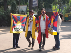 तिब्बती बोले- हमने तो चीन को भुगता है, बड़ा भाई भारत न भुगते इसलिए जारी रखेंगे अपनी जंग|चंडीगढ़,Chandigarh - Dainik Bhaskar