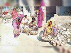 अपने पुश्तैनी धंधे से विमुख हो रहे हैं युवा कुम्भकार कुछ कुम्भकार महंगाई के बीच पुरखों के धंधे में सिमटे समस्तीपुर,Samastipur - Dainik Bhaskar
