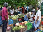 खुदरा महंगाई की दर अक्टूबर में और बढ़कर 7.61% पर पहुंची, सितंबर में 7.27% थी, गांवों में ज्यादा बढ़ी कीमतें|बिजनेस,Business - Dainik Bhaskar