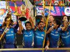 अगले साल जनवरी-फरवरी में हो सकता है, एक नई फ्रेंचाइजी को जोड़ने की तैयारी:अहमदाबाद लीग से जुड़ने वाली 9वीं टीम हो सकती है|IPL 2020,IPL 2020 - Dainik Bhaskar