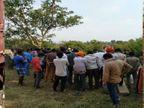 चार दिन से लापता युवती की लाश गांव के कुएं में मिली, पीएम रिपोर्ट में आत्महत्या की पुष्टि|जबलपुर,Jabalpur - Dainik Bhaskar