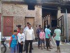 जबलपुर में एक युवक ने घर में केरोसिनडाल कर आग लगा दी, बोला - हवन कर रहा हूं जबलपुर,Jabalpur - Dainik Bhaskar