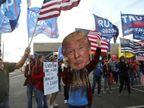 कई स्थानों पर ट्रम्प समर्थकों का प्रदर्शन, वाशिंगटन की रैली में दस लाख प्रदर्शनकारियों के जुटने का दावा|द न्यू यार्क टाइम्स,The New York Times - Dainik Bhaskar