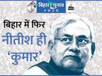 लगातार 2 चुनाव हारे, तो राजनीति छोड़ना चाहते थे नीतीश; अटलजी के कहने पर पहली बार मुख्यमंत्री बने|बिहार चुनाव,Bihar Election - Dainik Bhaskar